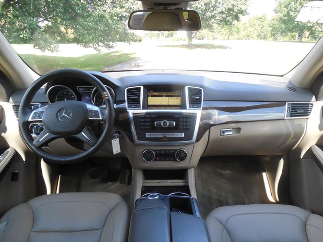 2012 Mercedes-Benz ML350 4MATIC Leesburg, Virginia 19