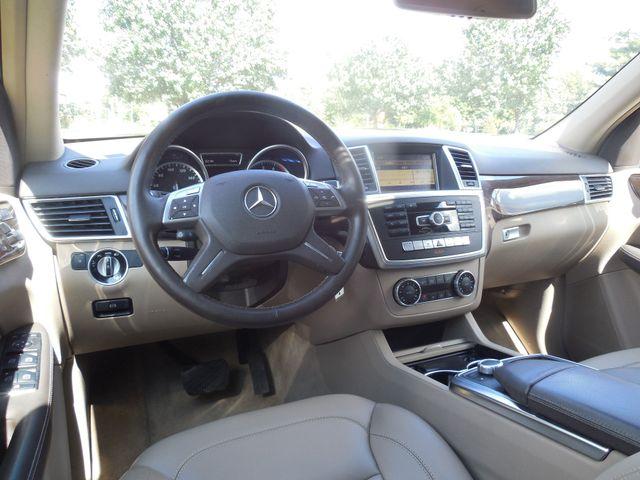 2012 Mercedes-Benz ML350 4MATIC Leesburg, Virginia 18