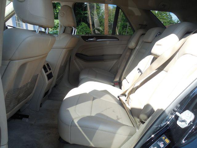 2012 Mercedes-Benz ML350 4MATIC Leesburg, Virginia 14