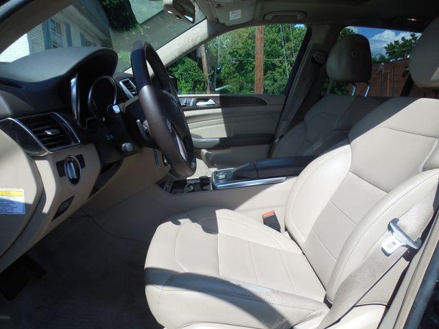 2012 Mercedes-Benz ML350 4MATIC Leesburg, Virginia 16