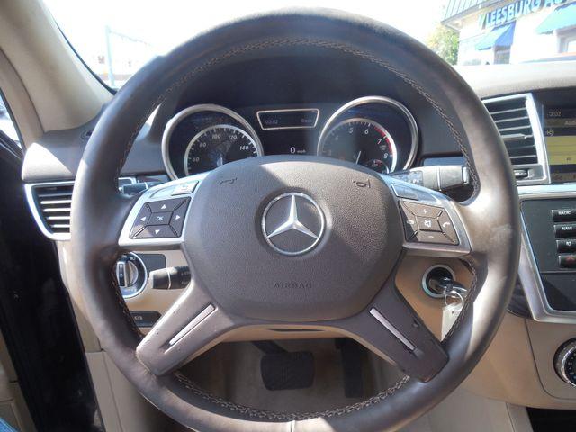 2012 Mercedes-Benz ML350 4MATIC Leesburg, Virginia 20