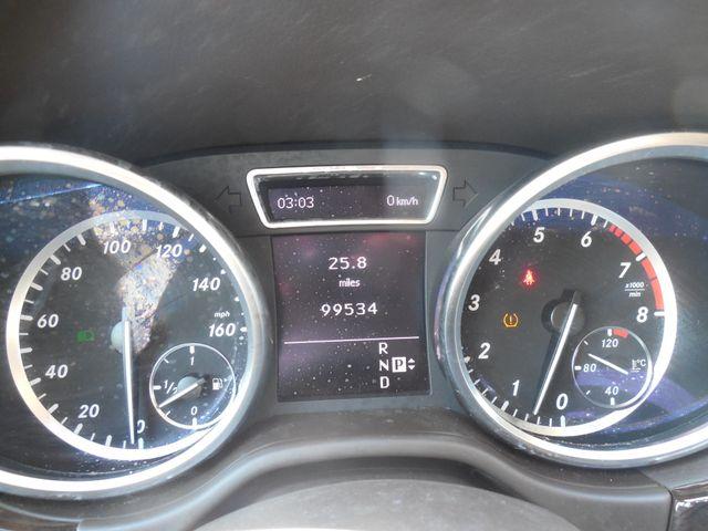 2012 Mercedes-Benz ML350 4MATIC Leesburg, Virginia 21