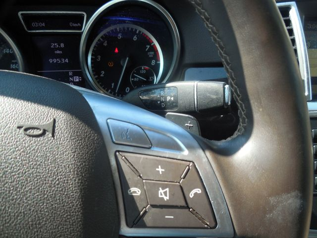 2012 Mercedes-Benz ML350 4MATIC Leesburg, Virginia 23