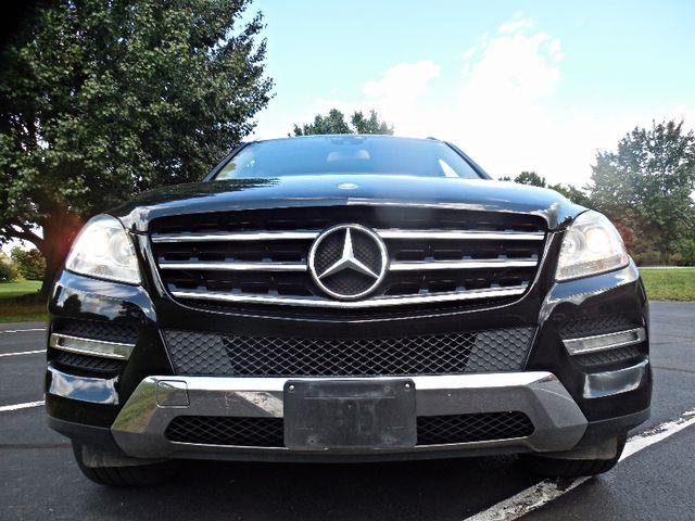 2012 Mercedes-Benz ML350 4MATIC Leesburg, Virginia 8