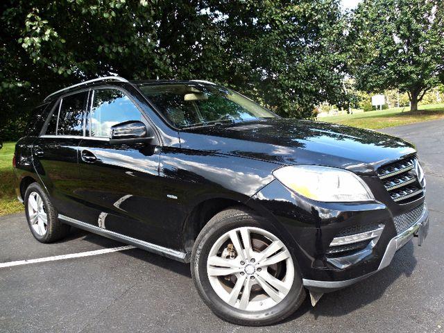 2012 Mercedes-Benz ML350 4MATIC Leesburg, Virginia 1