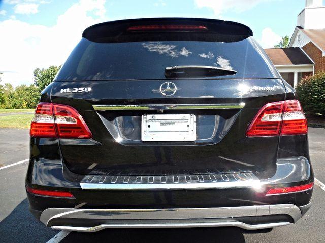 2012 Mercedes-Benz ML350 4MATIC Leesburg, Virginia 10