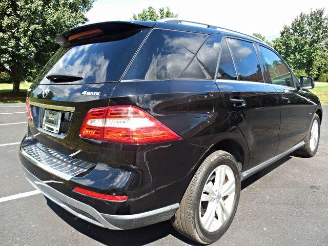 2012 Mercedes-Benz ML350 4MATIC Leesburg, Virginia 3