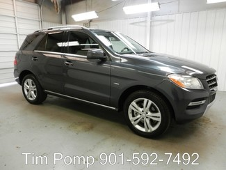 2012 Mercedes-Benz ML350 in Memphis Tennessee