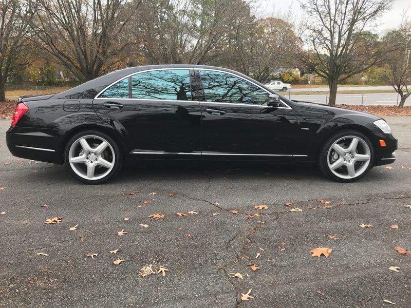 2012 Mercedes-Benz S 550 S 550  city GA  Malones Automotive  in Marietta, GA
