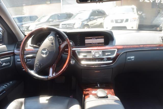 2012 Mercedes-Benz S 550 S550 4MATIC Sedan Richmond Hill, New York 11