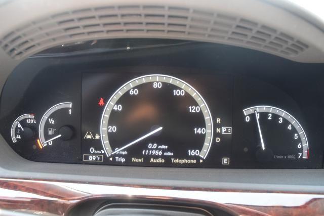 2012 Mercedes-Benz S 550 S550 4MATIC Sedan Richmond Hill, New York 15
