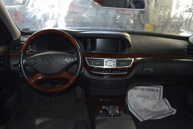 2012 Mercedes-Benz S 550 S550 4MATIC Sedan Richmond Hill, New York 17