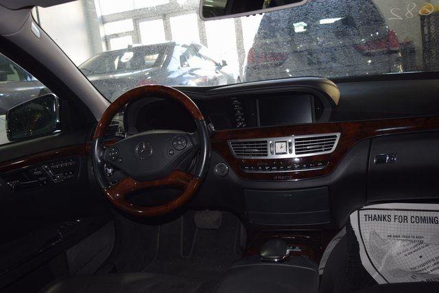 2012 Mercedes-Benz S 550 S550 4MATIC Sedan Richmond Hill, New York 18