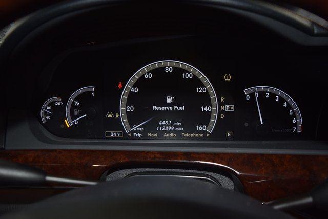 2012 Mercedes-Benz S 550 S550 4MATIC Sedan Richmond Hill, New York 22