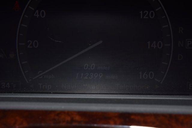 2012 Mercedes-Benz S 550 S550 4MATIC Sedan Richmond Hill, New York 23
