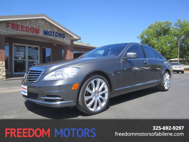 2012 Mercedes-Benz S 550  | Abilene, Texas | Freedom Motors  in Abilene Texas