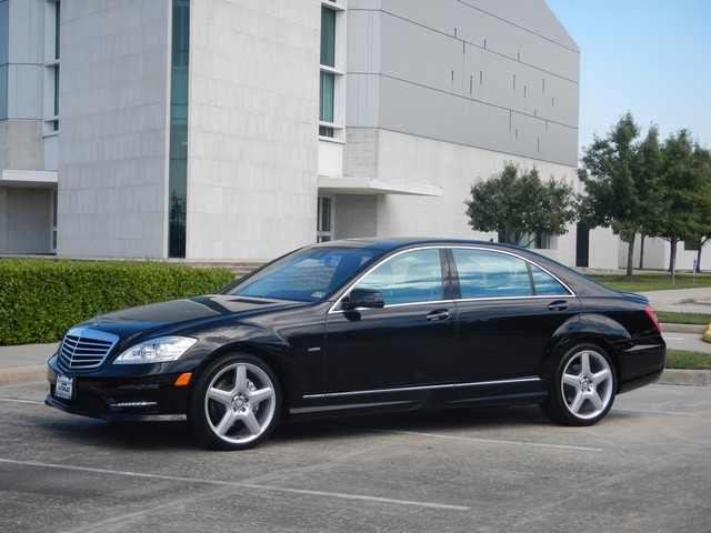 2012 Mercedes Benz S550 Texas 77057