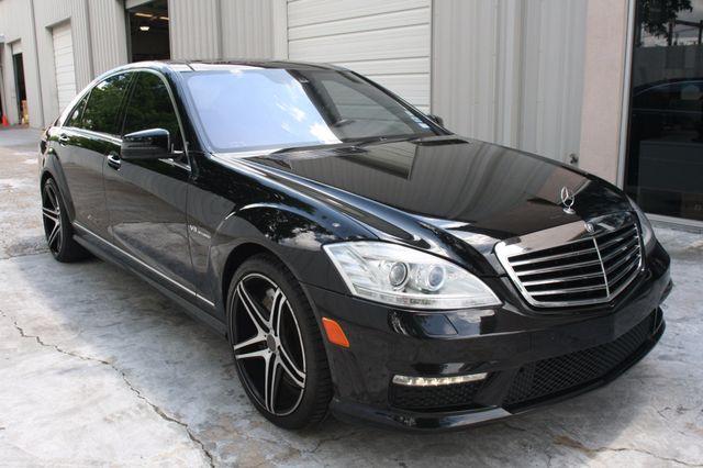 2012 Mercedes-Benz S63 AMG Houston, Texas 1