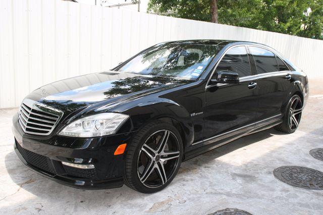 2012 Mercedes-Benz S63 AMG Houston, Texas 2
