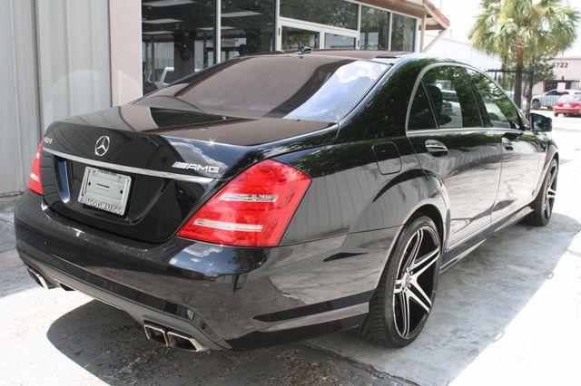 2012 Mercedes-Benz S63 AMG Houston, Texas 5