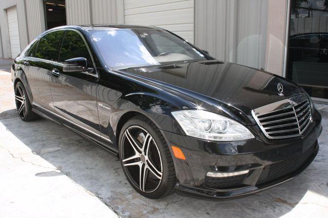 2012 Mercedes-Benz S63 AMG Houston, Texas 6