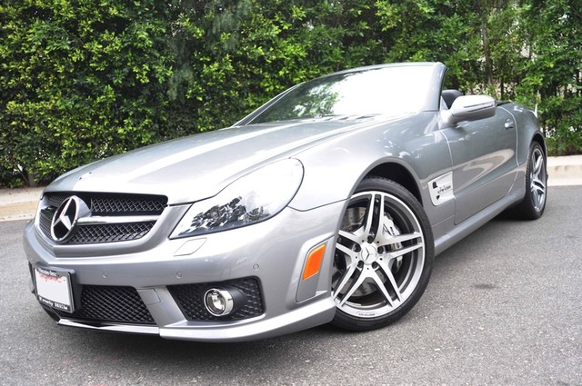 2012 mercedes benz sl class sl63 amg for sale cargurus for Used mercedes benz for sale in california