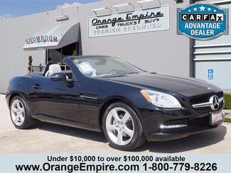 2012 Mercedes-Benz SLK250 Orange, CA