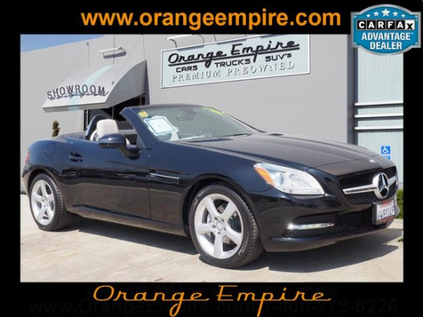 2012 Mercedes-Benz SLK250  in Orange, CA