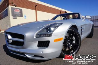 2012 Mercedes-Benz SLS AMG Convertible Roadster SLSR | MESA, AZ | JBA MOTORS in Mesa AZ