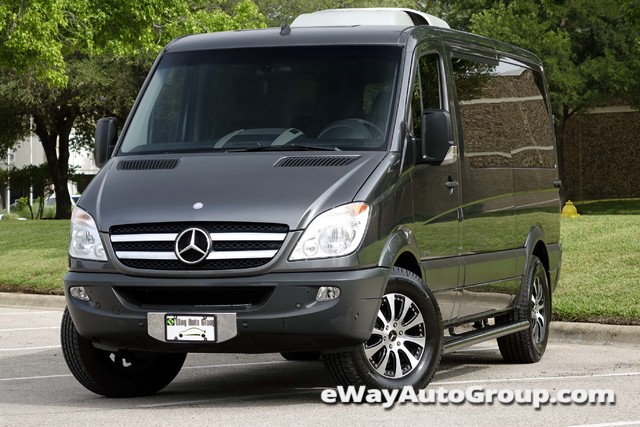 2012 mercedes benz sprinter passenger 144 wb ebay for Mercedes benz 7 passenger