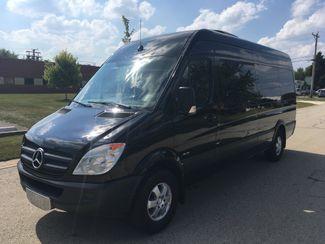 2012 Mercedes-Benz Sprinter Passenger Vans Chicago, Illinois