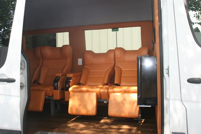 2012 Mercedes-Benz Sprinter Passenger Vans Custom Houston, Texas 11