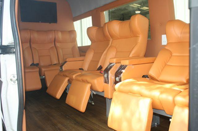 2012 Mercedes-Benz Sprinter Passenger Vans Custom Houston, Texas 12