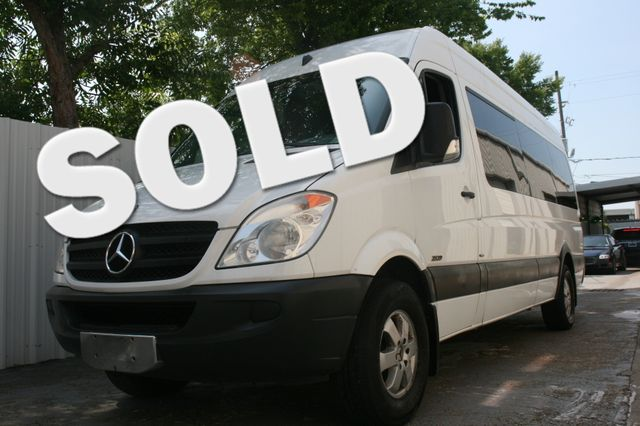 2012 Mercedes-Benz Sprinter Passenger Vans Custom Houston, Texas 2