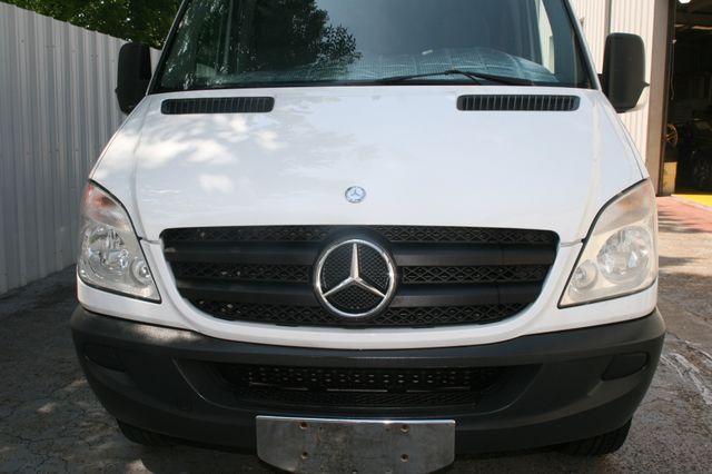 2012 Mercedes-Benz Sprinter Passenger Vans Custom Houston, Texas 3