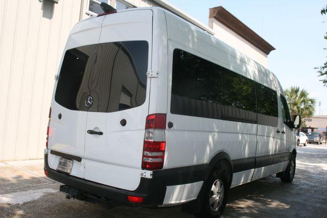 2012 Mercedes-Benz Sprinter Passenger Vans Custom Houston, Texas 6