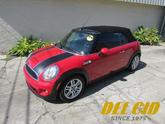 2012 Mini Convertible S, Leather! Like New! Clean CarFax! New Orleans, Louisiana
