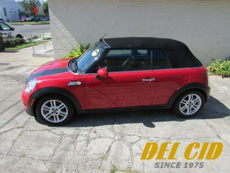 2012 Mini Convertible S, Leather! Like New! Clean CarFax! New Orleans, Louisiana 4