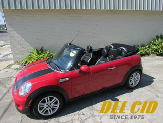 2012 Mini Convertible S, Leather! Like New! Clean CarFax! New Orleans, Louisiana 1