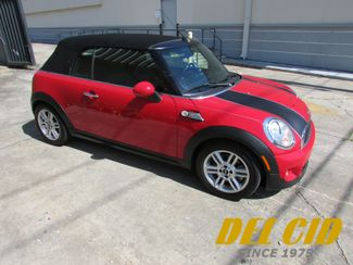 2012 Mini Convertible S, Leather! Like New! Clean CarFax! New Orleans, Louisiana 3
