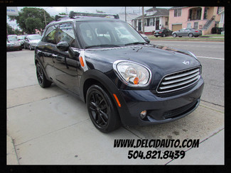 2012 Mini Cooper CountryMan, Leather! Sunroof! Clean CarFax! New Orleans, Louisiana 4