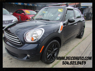 2012 Mini Cooper CountryMan, Leather! Sunroof! Clean CarFax! New Orleans, Louisiana