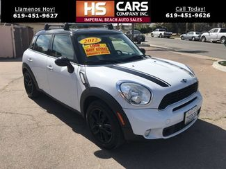 2012 Mini Cooper Countryman S Imperial Beach, California
