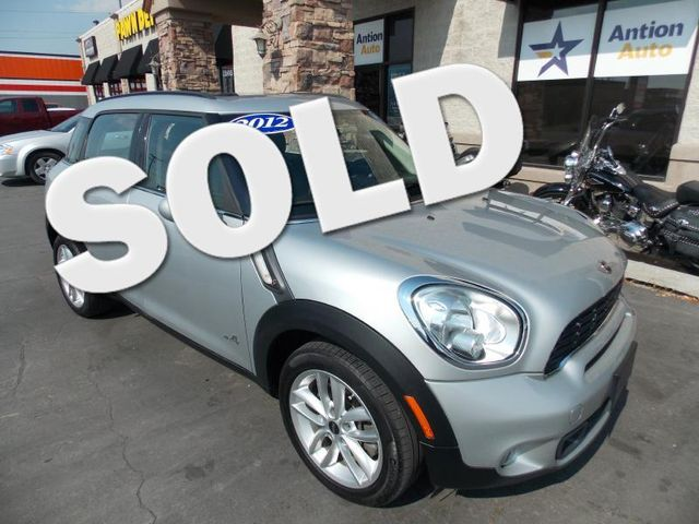 2012 Mini Countryman S | Bountiful, UT | Antion Auto in Bountiful UT