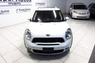 2012 Mini Countryman S Turbocharged Premium Pkg. w/Navigation System Doral (Miami Area), Florida 2