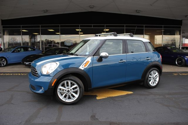 2012 Mini Countryman W/ LEATHER & PANORAMIC SUNROOFS! Mooresville , NC 38