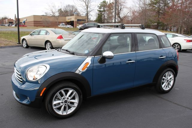 2012 Mini Countryman W/ LEATHER & PANORAMIC SUNROOFS! Mooresville , NC 22