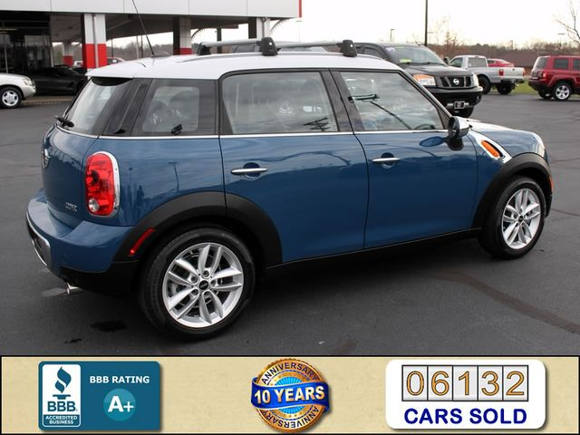 2012 Mini Countryman W/ LEATHER & PANORAMIC SUNROOFS! Mooresville , NC 1