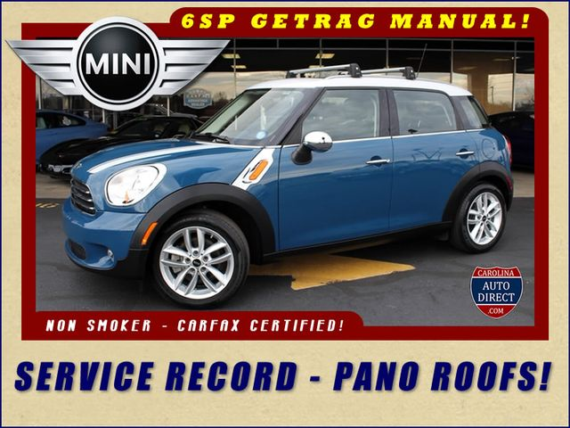 2012 Mini Countryman W/ LEATHER & PANORAMIC SUNROOFS! Mooresville , NC 0