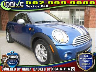 2012 Mini Coupe Cooper Coupe 2D | Louisville, Kentucky | iDrive Financial in Lousiville Kentucky